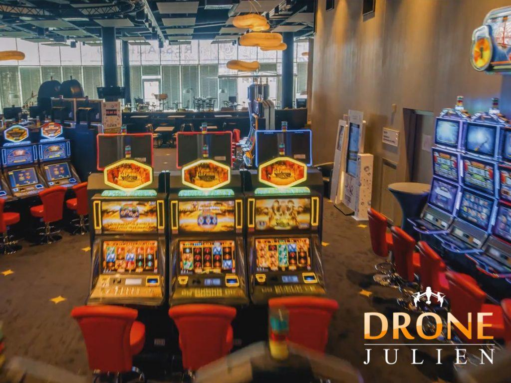vidéo drone casino