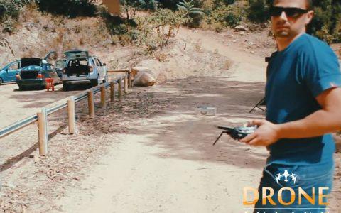 drone vidéo corse