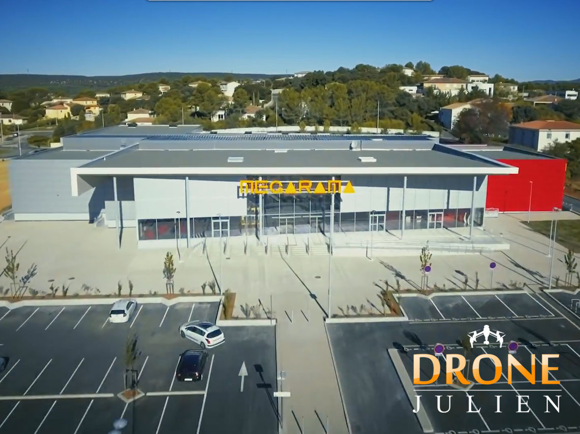 drone vidéo cinéma