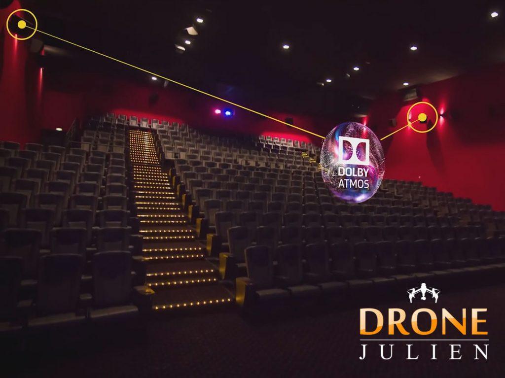 Réalisation vidéo drone
