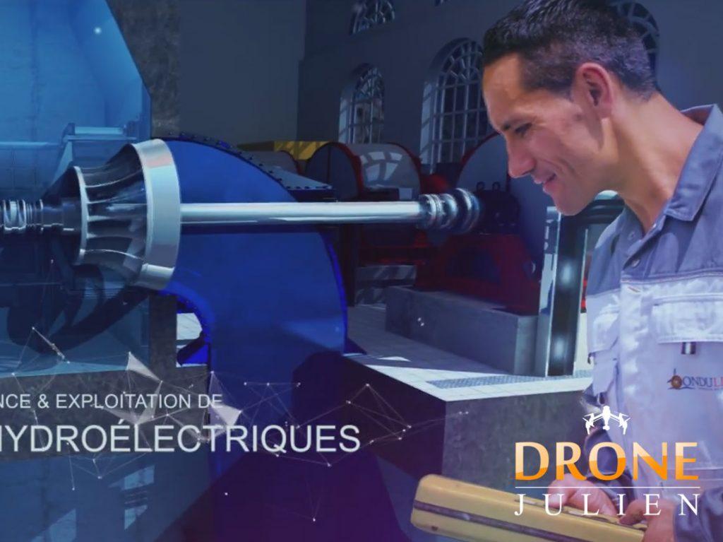 drone-entreprise-communication