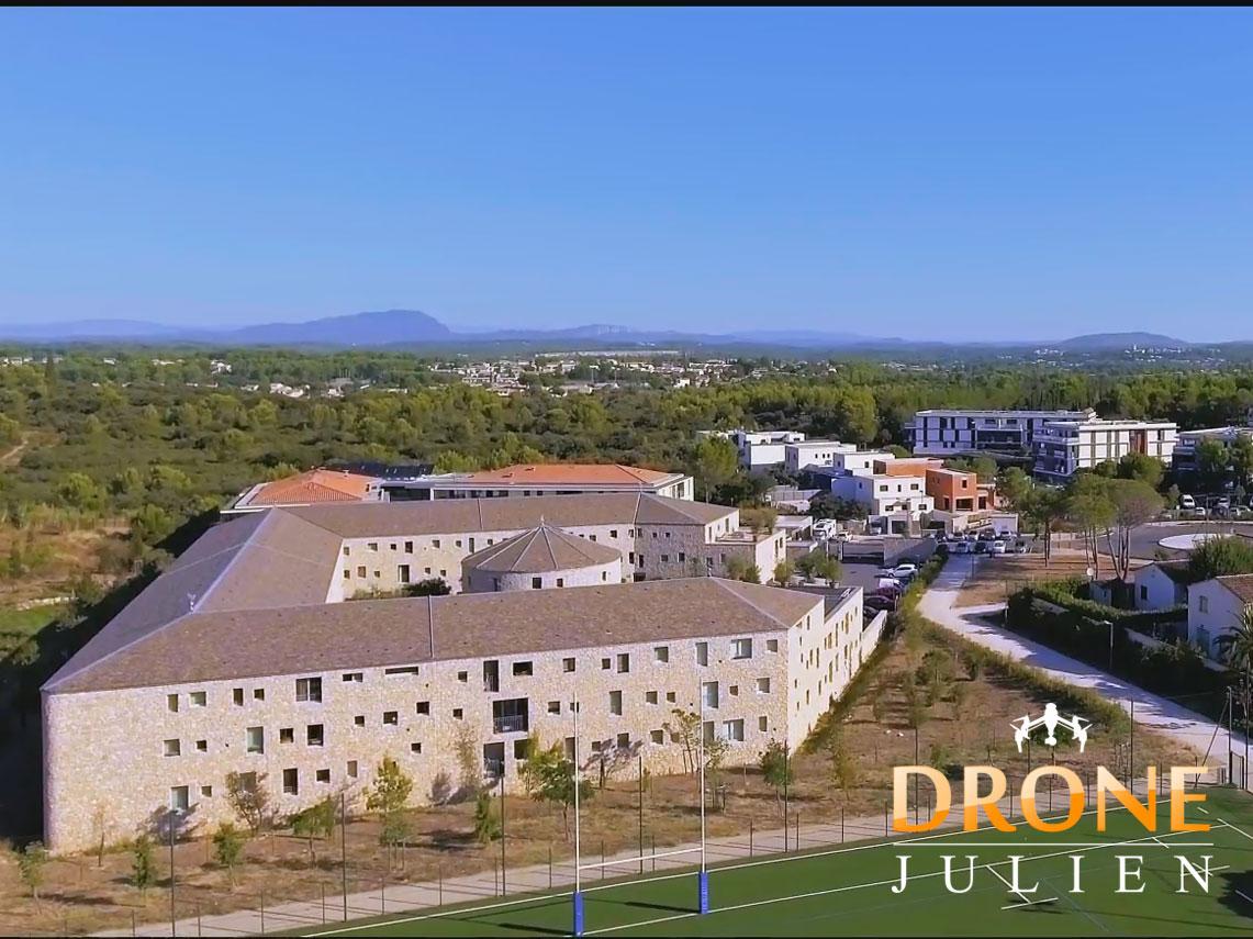 drone mairie