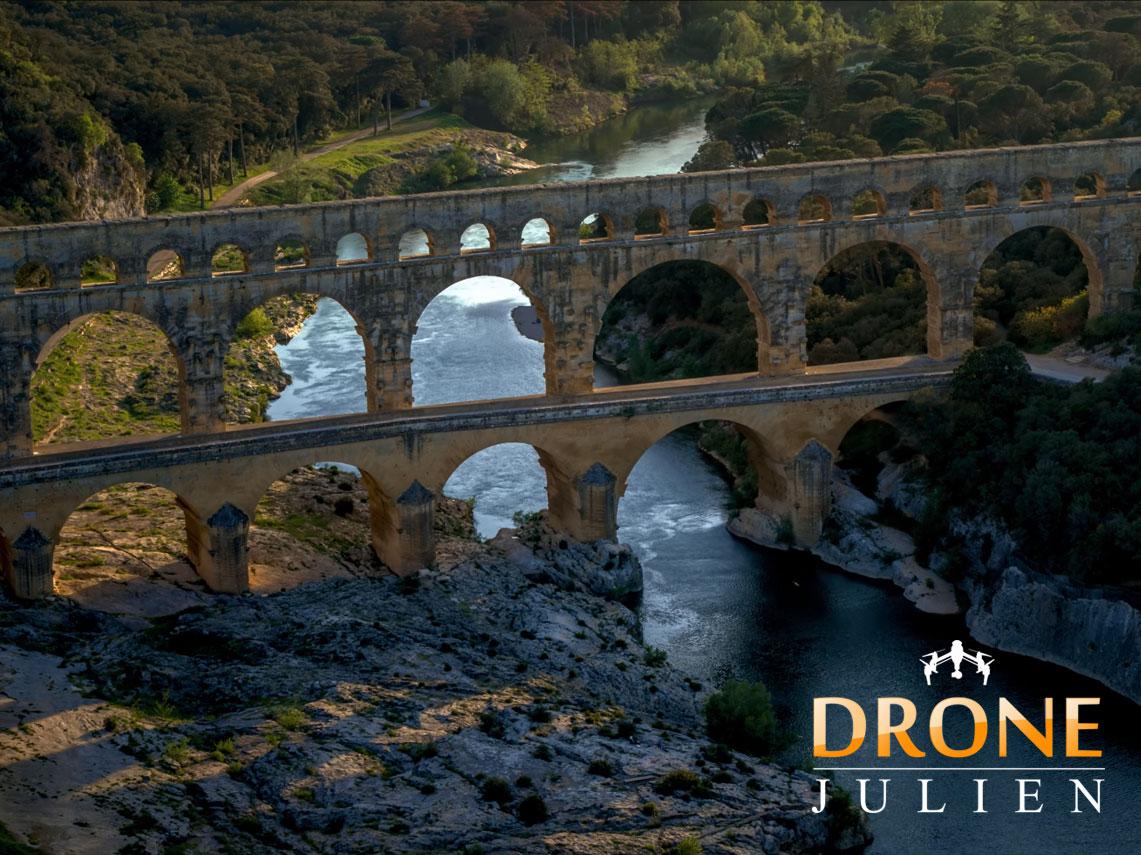 drone vidéo tourisme