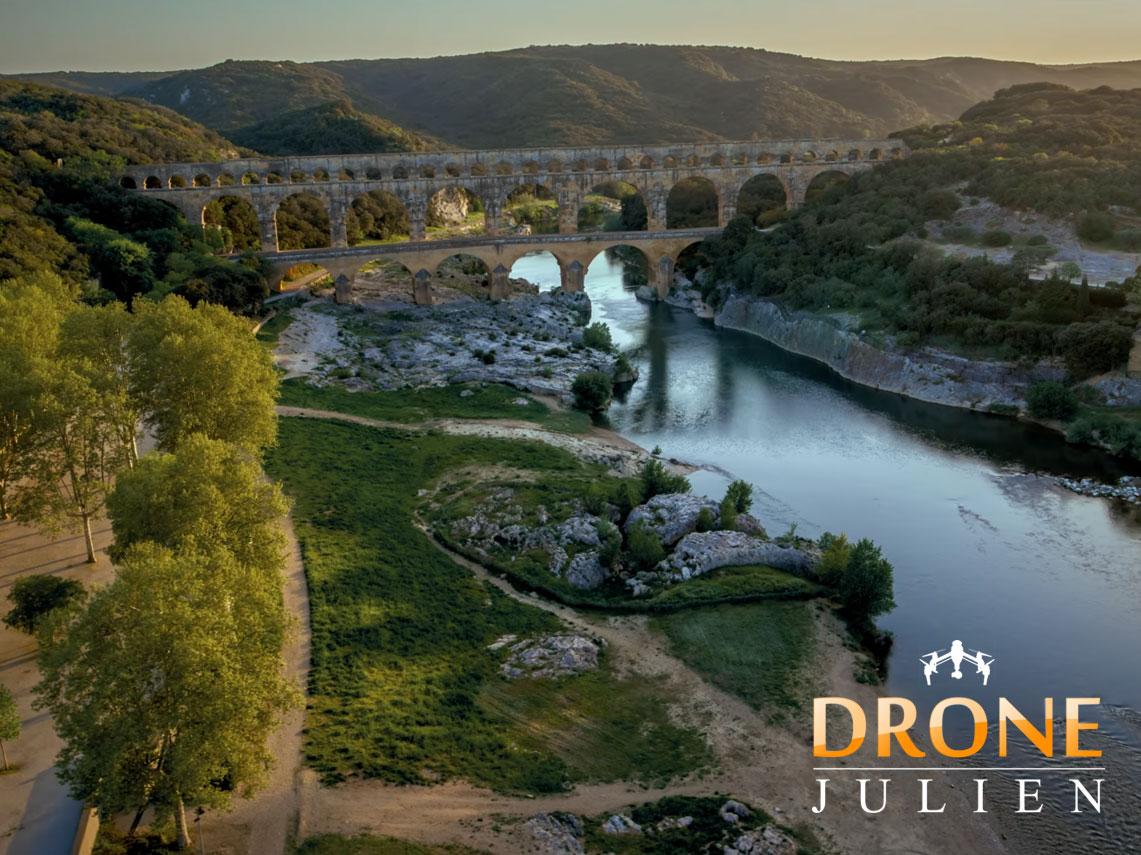 Drone cinéma montpellier