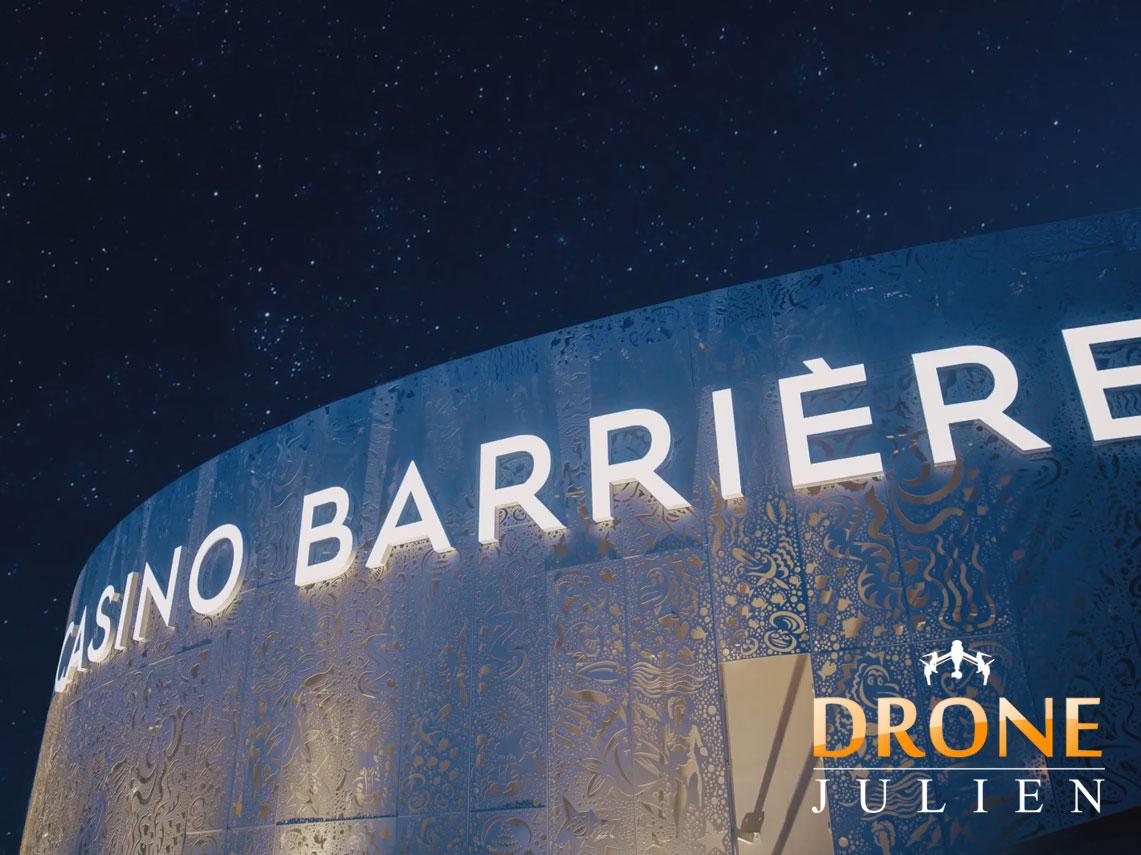 film drone casino