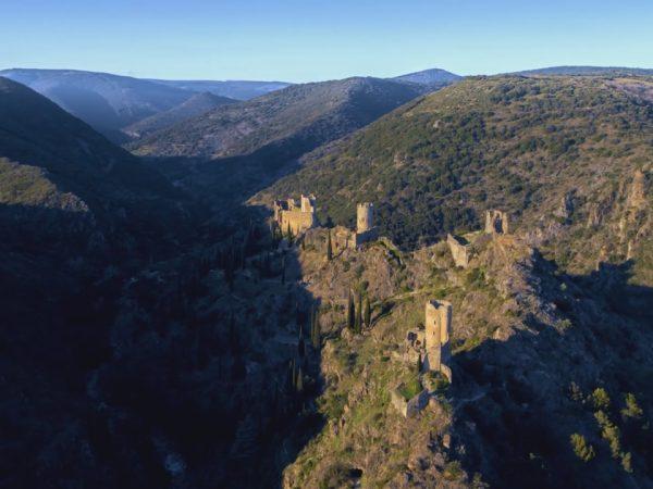 Drone sur Montpellier et la région Occitanie