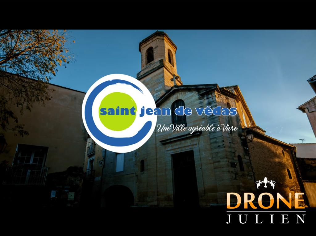 Réalisation d'une vidéo pour mairie, drone
