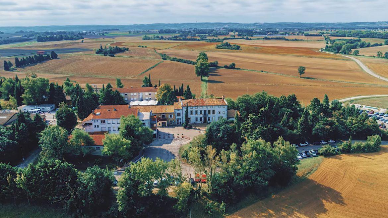 Drone Montpellier – lycée professionnel