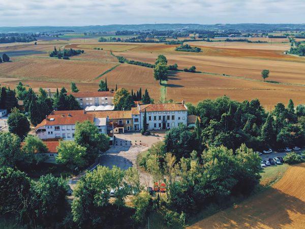 Prises de vuez drone Montpellier