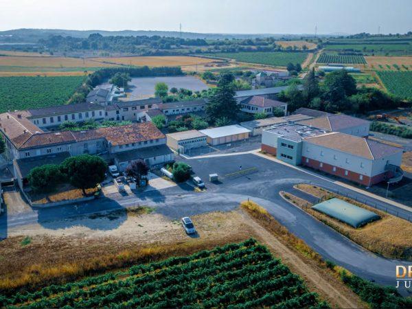 prestataire drone à Montpellier