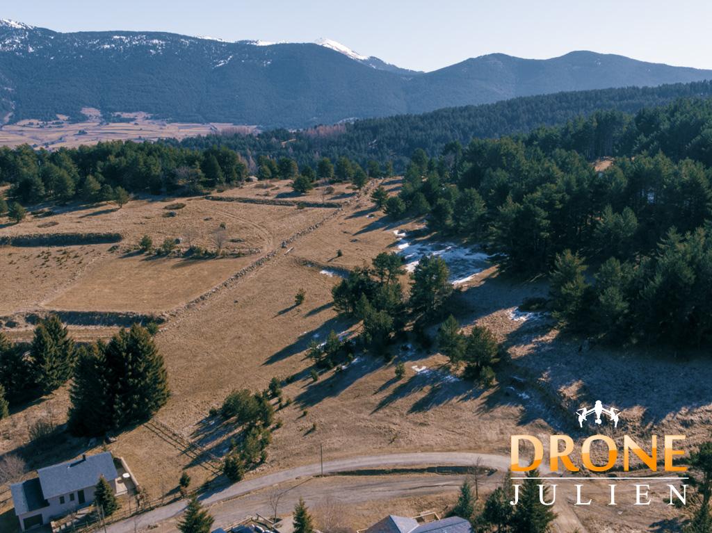 travail drone pour vidéo Occitanie