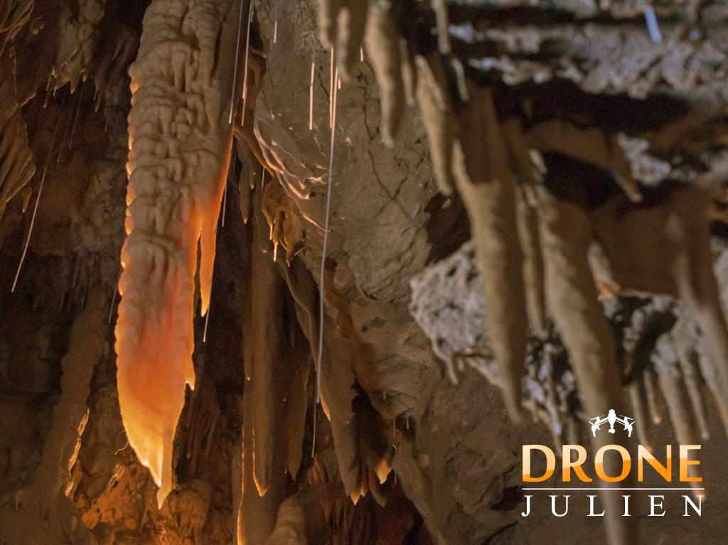 vidéo grotte montpellier